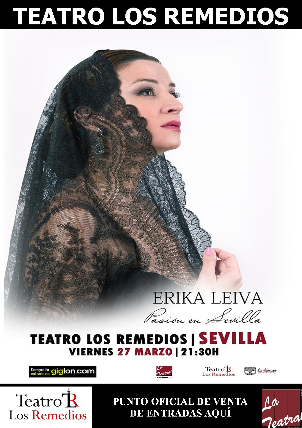 Teatro los remedios - Erika Leiva